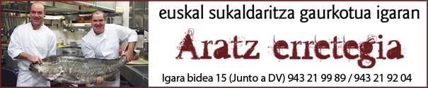 Aratz Erretegia
